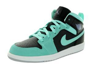 Nike Jordan Kids Jordan 1 Mid GP Basketball Shoe