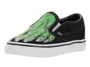 Vans Toddlers Classic Slip-On (Glow In The Dark) Skate Shoe