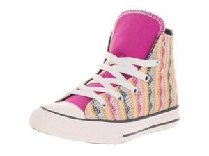 Converse Kids Chuck Taylor All Star Hi Plastic Basketball Shoe