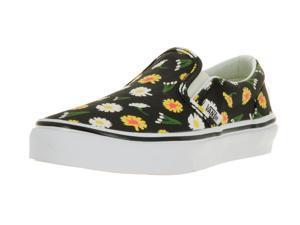 Vans Kids Classic Slip-On (Daisy) Skate Shoe