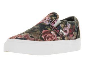Vans Toddlers Classic Slip-On (Moody Floral) Skate Shoe
