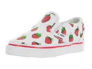 Vans Toddlers Classic Slip-On (Strawberries) Skate Shoe