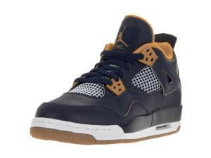 Nike Jordan Kids Air Jordan 4 Retro BG Basketball Shoe