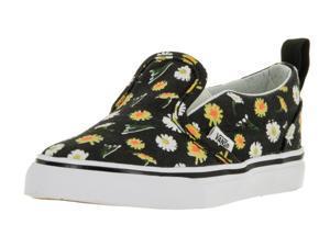 Vans Toddlers Classic Slip-On V (Daisy) Skate Shoe