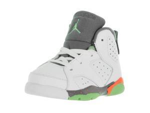 Nike Jordan Toddlers Jordan 6 Retro BT Basketball Shoe