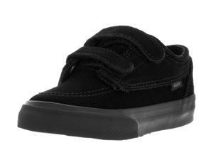 Vans Toddlers Brigata V (Suede) Skate Shoe