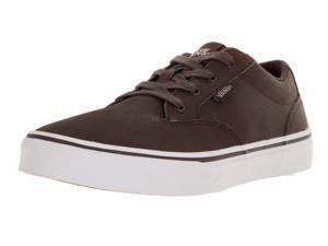 Vans Kids Winston (Leather) Skate Shoe