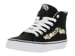 Vans Kids Sk8-Hi Zip (Daisy) Skate Shoe