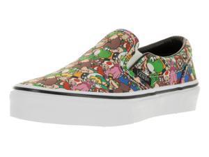 Vans Kids Classic Slip On (Nintendo) Skate Shoe