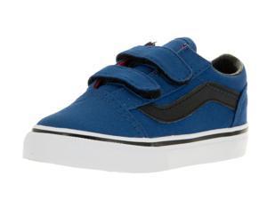 Vans Toddlers Old Skool V (Canvas) Skate Shoe