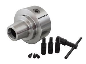 "Accusize - 5C 5"" Collet Chuck with Integral D1-4 CAMLOCK Mounting, Stud = 5/8"", #0269-0014"