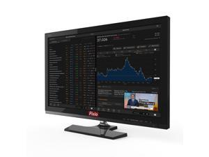 Pixio® PX274 27-inch 2560x1440 WQHD PC Monitor -  IPS Technology QHD LED Panel DVI-D HDMI Displayport Built-in Speakers