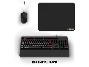Fnatic Gear Essential Pack (CHERRY RED) 