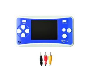 "152 in 1 2.5"" LCD Handheld Game Console Blue/White"