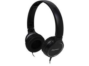 Pioneer SE-MJ522 On-Ear Headphones(Black) Free Expedited Delivery