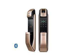 2016 SAMSUNG SHP-DP920 Keyless Bluetooth Fingerprint PULL PUSH Smart Digital Door Lock