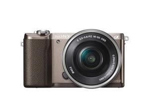"SONY Alpha a5100 ILCE-5100L 24.3 MP 3.0"" 921.6K Touch LCD Mirrorless Camera w/ 16-50mm lens**"