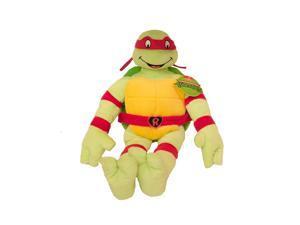 Nickelodeon Teenage Mutant Ninja Turtles Shellastic Pillowbuddy, Raphael 032281268862