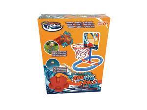 Nerf Nerf Super Soaker Basket Bash 20 Ball With Hoop 814906010069