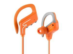 Bluetooth Wireless Sports Headset,Running Sweatproof Earbuds - Stereo Bass - Noise Isolation - In EAR