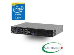 Supermicro SYS-E300-8D Intel Xeon D-1518, Dual 10GB LAN barebone Server