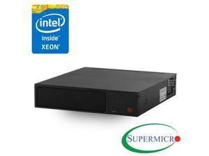 Supermicro SYS-E200-8D Intel Xeon D1528 4x Intel LAN Mini barebone Server