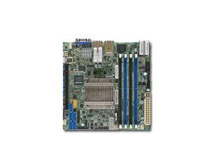 SUPERMICRO MBD-X10SDV-6C-TLN4F-0 Mini ITX Server Motherboard Xeon processor D-1528 FCBGA 1667