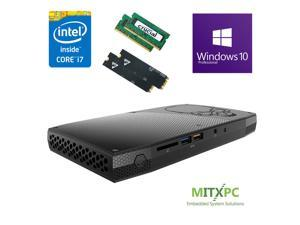 Intel Skull Canyon Intel Core i7-6770HQ w/ 32GB DDR4, 256GB SSD+1TB SSD, Windows 10 Pro NUC6i7KYK