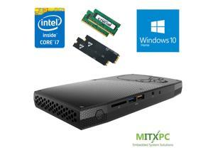 Intel Skull Canyon Intel Core i7-6770HQ w/ 32GB DDR4, 512GB SSD+1TB SSD, Windows 10 Home, NUC6i7KYK