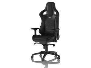 noblechairs Epic Series Real Leather Gaming Chair - Black
