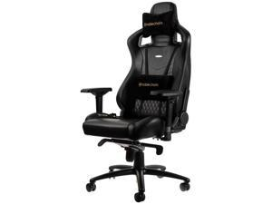noblechairs - Epic Series Real Leather Gaming Chair – Black