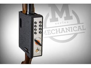 ShotLock Shotgun 200M Solo-Vault - Shotgun Gun Safe - Mechanical