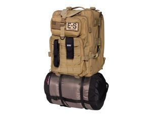 "Echo-Sigma ""Bug Out Bag"" Complete Emergency Kit"