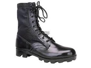 ROTHCO  GI 8 Jungle Boot BLK