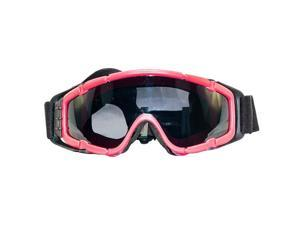 AIRSOFT GOGGLES WFAN PINKBLACK