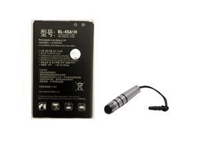 High Performance Replacement Battery BL-45A1H BL45A1H EAC6315830 For LG K10 2300mAh with PNE Mini Stylus Included