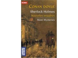 Sherlock Holmes - Nouvelles Enquetes
