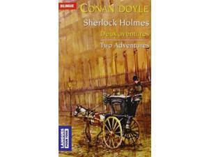 Deux Aventures of Sherlock Holmes: Bande Mouchetee + Trois Etudiants