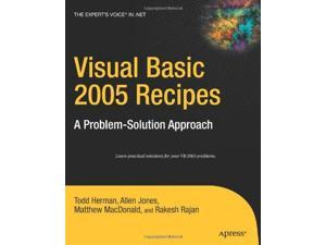 Visual Basic 2005 Recipes: A Problem-Solution Approach (Expert's Voice in .NET)