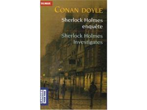 Sherlock Holmes Enqueche: Sherlock Holmes Investigates