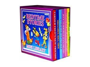 Bedtime Stories Pocket Library 6 Board Books Collection Set (Pocket Library) (Henry Goes Adventuring, Lily's New Flower Hat, Jo's Terrible Tantrums, A Whale of a Tale, Red The Rescuer, Farmer Fred's N