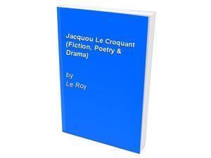 Jacquou Le Croquant (Fiction, Poetry & Drama)