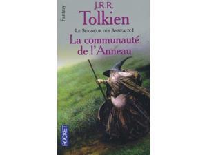 Le seigneur des anneaux Tome 1: Le Communaute De L'Anneau