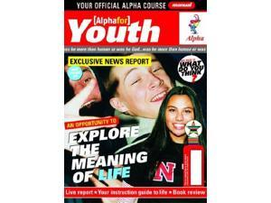 Youth Alpha Manual Red (11-14)