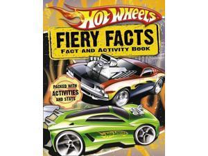 Hot Wheels Fiery Facts Book (Hot Wheels)
