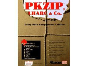 PKZIP, LHARC and Company: Ultimate Book on Data Compression