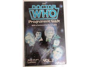 Doctor Who Programme Guide: v. 2