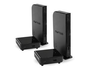 Nyrius NAVS500 HDMI Digital Wireless/Audio Video Sender/Receiver System with IR Remote Extender - 2 Pack