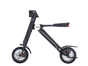 Electric bicycle/scooter ET-300 Black 240W battery Samsung -36V,8.8 Ah