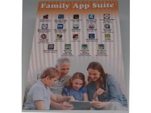 Family App Suite for Android 4 and Newer.